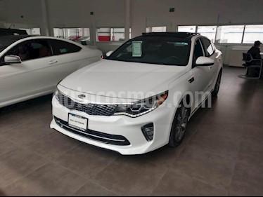 Foto venta Auto usado Kia Optima 2.0L Turbo GDI SXL (2018) color Blanco precio $455,000