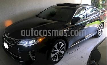 Kia Optima 2.0L Turbo GDI SXL usado (2017) color Negro precio $350,000