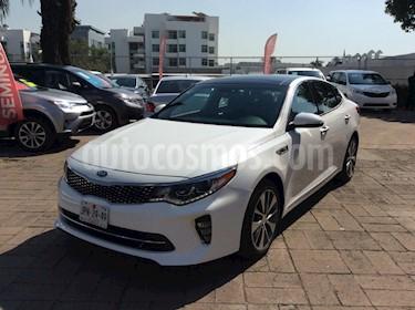 Foto venta Auto Seminuevo Kia Optima 2.0L Turbo GDI SXL (2018) color Blanco precio $449,000
