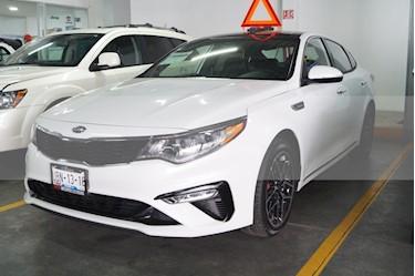 Foto venta Auto usado Kia Optima 2.0L Turbo GDI SXL (2019) color Blanco precio $460,000