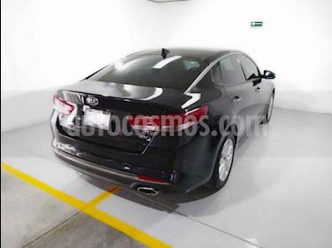Foto Kia Optima 2.4L GDI EX Pack usado (2018) color Negro precio $354,900
