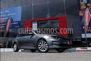 Foto venta Auto usado Kia Optima 2.4L GDI EX (2018) color Plata precio $365,000