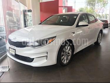 Foto venta Auto usado Kia Optima 2.4L GDI LX (2017) color Blanco precio $275,000
