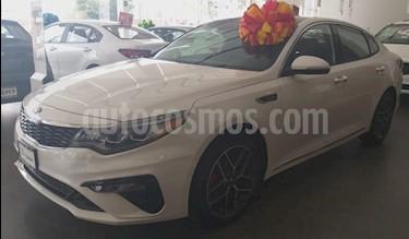 Foto venta Auto usado Kia Optima 4p SXL L4/2.0/T Aut (2019) color Blanco precio $484,000