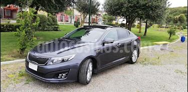 Kia Optima 2.0L EX Aut  usado (2014) color Gris Platina precio $9.500.000