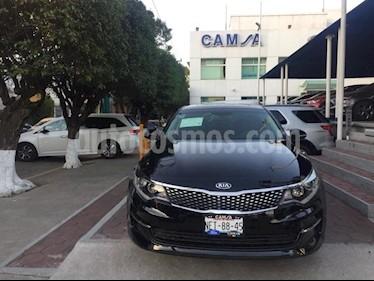 Foto venta Auto usado Kia Optima EX (2018) color Negro precio $379,900