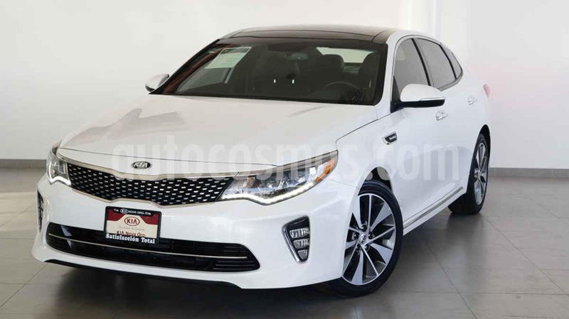Kia Optima 2.0L Turbo GDI SXL usado (2018) color Blanco precio $359,000