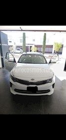 Kia Optima 2.0L Turbo GDI SXL usado (2018) color Blanco precio $350,000