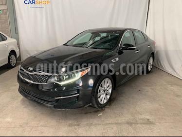 Kia Optima 2.4L GDI LX usado (2018) color Negro precio $289,900