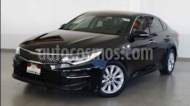 Kia Optima 2.4L GDI EX usado (2017) color Negro precio $279,000