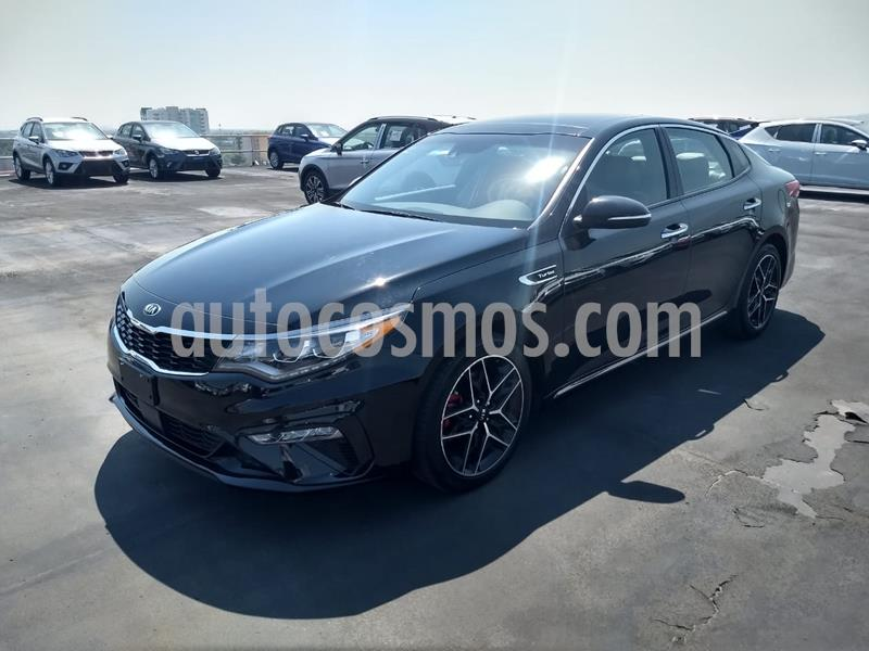 Kia Optima 2.0L Turbo GDI SXL usado (2020) color Negro precio $496,900