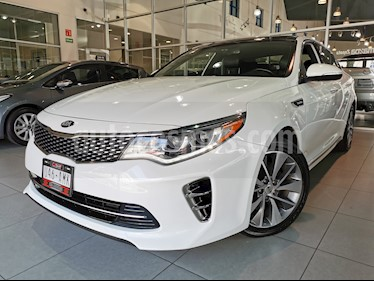 Kia Optima 2.0L Turbo GDI SXL usado (2017) color Blanco Perla precio $335,000