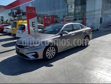 Kia Optima 2.4L GDI EX Pack usado (2019) color Plata precio $409,900