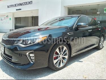 Kia Optima 2.0L Turbo GDI SXL usado (2018) color Negro precio $338,000