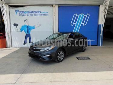 Kia Optima 2.4L GDI EX usado (2019) color Negro precio $166,000