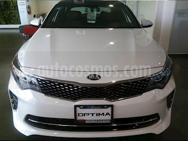 Kia Optima 2.0L Turbo GDI SXL usado (2017) color Blanco precio $389,900