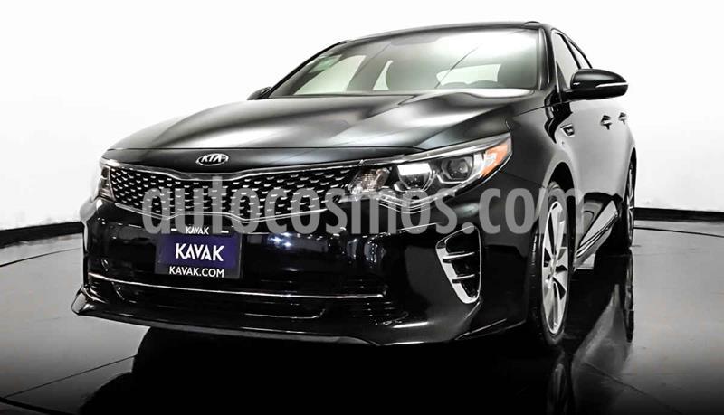 Kia Optima 2.0L Turbo GDI SXL usado (2017) color Negro precio $342,999