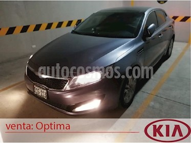 KIA Optima 2.0L LX Aut usado (2012) color Gris Grafito precio u$s13,800