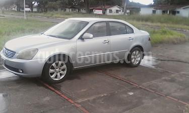 Kia Optima 2.7L usado (2007) color Plata precio u$s3.000