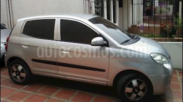 Foto venta Carro usado KIA Picanto 1.1 EX AA Mec 5P (2011) color Plata precio $18.500.000