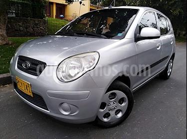 Foto venta Carro Usado KIA Picanto 1.1 EX Mec 5P (2011) color Plata precio $15.490.000