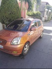 Foto venta carro usado Kia Picanto 1.1 Ex (2007) color Naranja precio u$s1.900