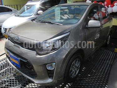 Foto venta Carro usado KIA Picanto 1.2L Aa  (2018) color Gris precio $34.900.000