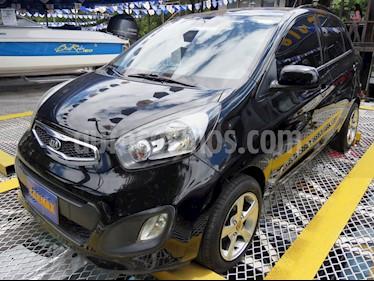 Foto venta Carro usado KIA Picanto 1.2L Aut  (2014) color Negro precio $26.900.000