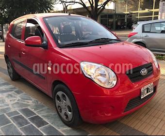 KIA Picanto EX Aut usado (2010) color Rojo precio $410.000