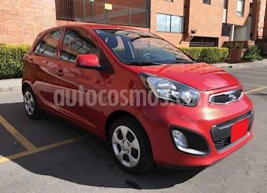 KIA Picanto 1.2L Aut  usado (2014) color Rojo precio $16.000.000