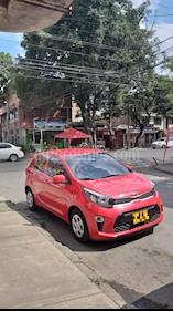 KIA Picanto 1.2L Vibrant Aut usado (2019) color Rojo precio $37.500.000