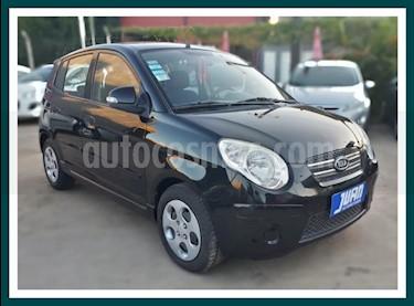Foto venta Auto usado KIA Picanto EX (2009) color Negro precio $200.000