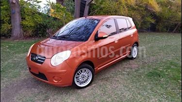 Foto venta Auto usado KIA Picanto EX (2010) color Naranja precio $248.000