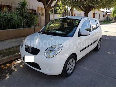 Foto venta Auto usado KIA Picanto EX (2010) color Blanco precio $225.000