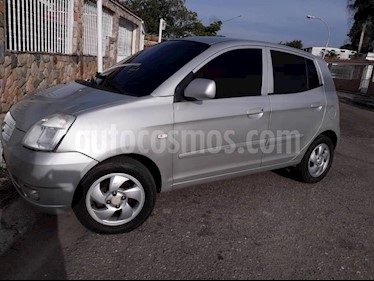 Kia Picanto 1.1L usado (2007) color Plata precio u$s1.900