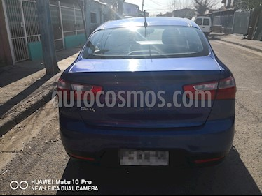 Kia Rio 4 1.4L EX DAB Ac usado (2012) color Azul precio $5.200.000