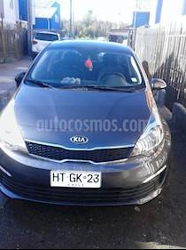 Foto venta Auto usado Kia Rio 4 1.4L EX DAB Ac (2016) color Gris Plata  precio $6.600.000