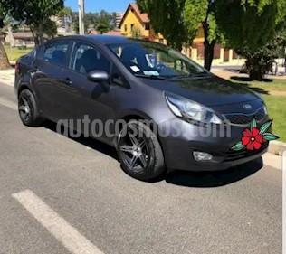 Foto venta Auto usado Kia Rio 4 1.4L EX DAB (2015) color Gris precio $5.900.000