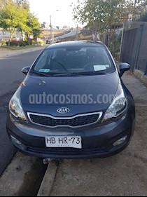 Foto venta Auto usado Kia Rio 4 1.4L EX DAB (2015) color Gris Plata  precio $5.600.000
