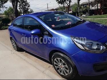 Foto venta Auto usado Kia Rio 4 1.4L EX DAB (2013) color Azul precio $4.800.000