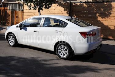 Foto venta Auto usado Kia Rio 4 1.4L LX AC ABS (2013) color Blanco precio $5.400.000
