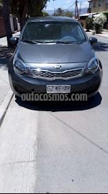 Foto venta Auto usado Kia Rio 4 EX 1.4L  (2015) color Gris precio $5.700.000