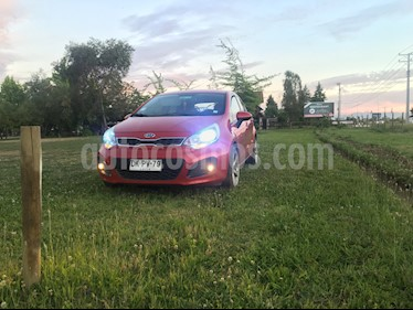 Foto venta Auto usado Kia Rio 5 C 1.4L EX Full Aut  (2012) color Rojo precio $5.550.000