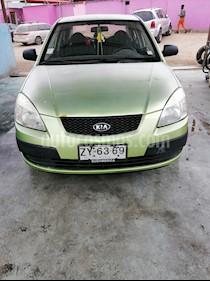 Foto Kia Rio 5 C 1.4L EX usado (2007) color Verde precio $2.500.000
