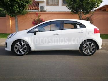 Foto venta Auto usado Kia Rio 5  1.4L EX Euro Copa (2016) color Blanco precio $8.500.000
