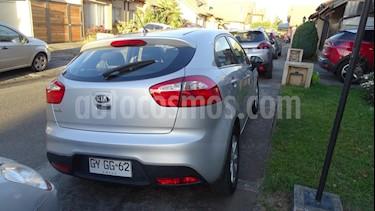 Foto venta Auto usado Kia Rio 5  1.4L EX  (2015) color Plata precio $6.500.000