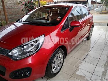 Foto venta Auto usado Kia Rio 5  1.4L EX  (2014) color Rojo precio $5.600.000