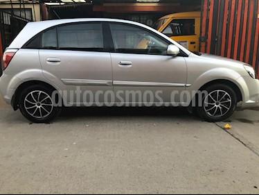 Foto venta Auto Usado Kia Rio 5  1.4L EX  (2010) color Gris Platino precio $3.650.000