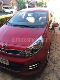 Kia Rio 5  1.4L EX Sport  usado (2015) color Rojo precio $6.750.000