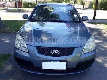 Kia Rio 5  EX 1.4L Aut Full usado (2009) color Gris precio $3.250.000